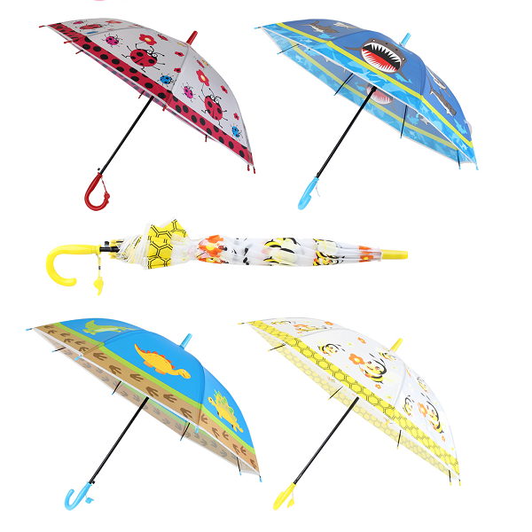 Drops Umbrella Kids w/ Animal Prints