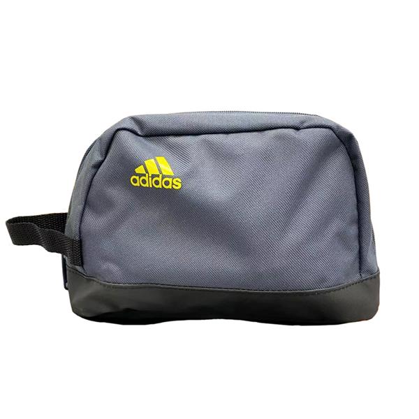 Adidas Cosmetic Bag 9x5x4 Grey