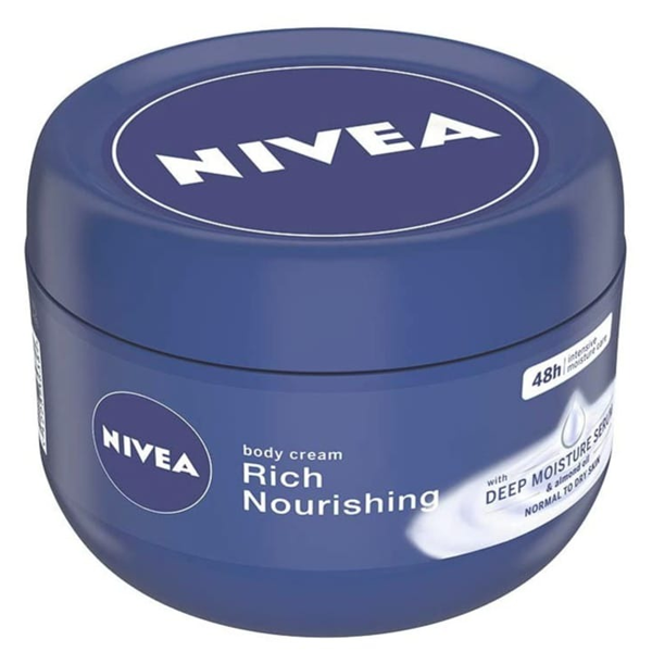 Nivea Cream Soft 250ml Rich Nourishing