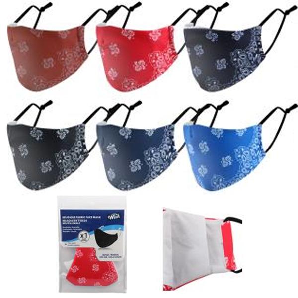 Wish Reusable Cloth Mask Bandana