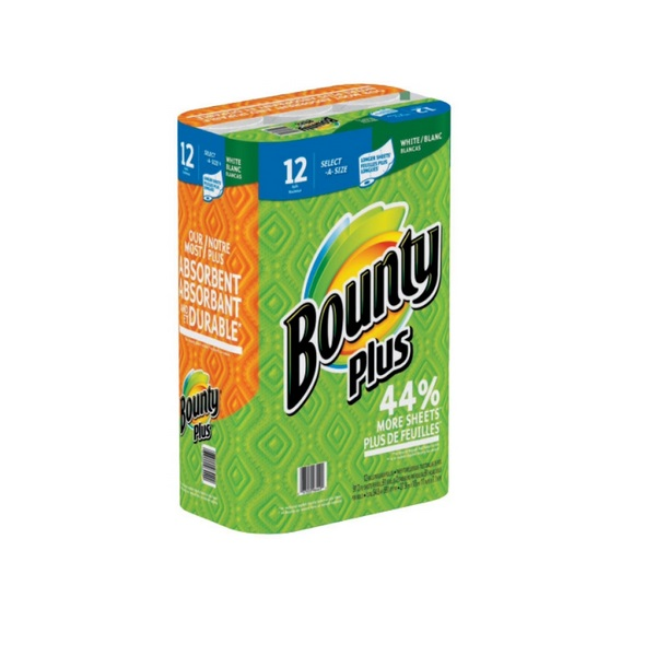 Bounty Paper Towel 92 Sheet