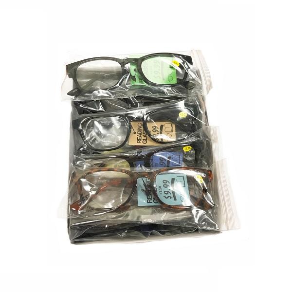 Unisex Reading Glasses Assorted 6 Style