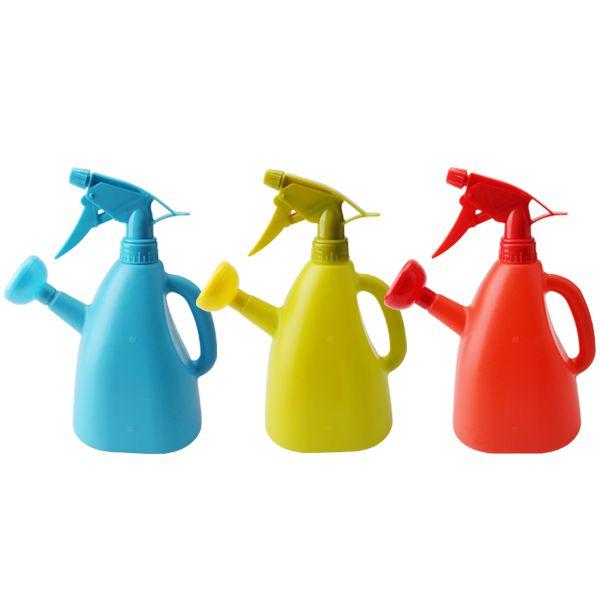 Ideal Home Plastic Spray Bottle & Pitcher 1000ml