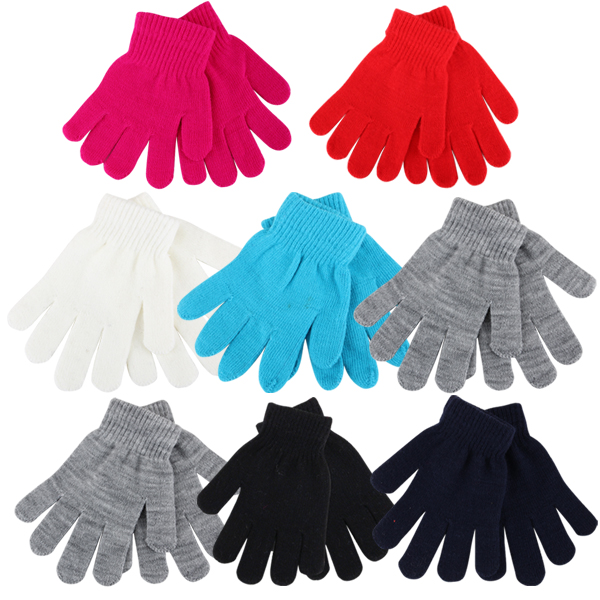 Thermaxxx Kids Magic Gloves Assorted Colors