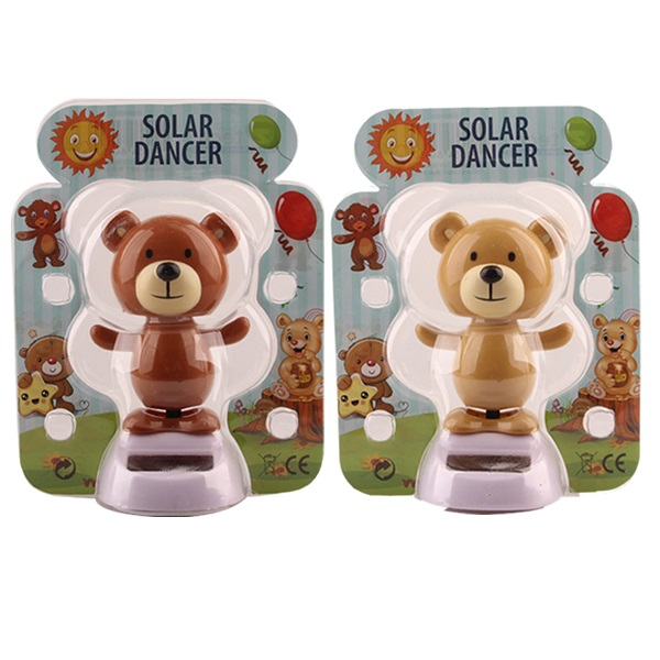 EZ Tech Solar Dancer Bear