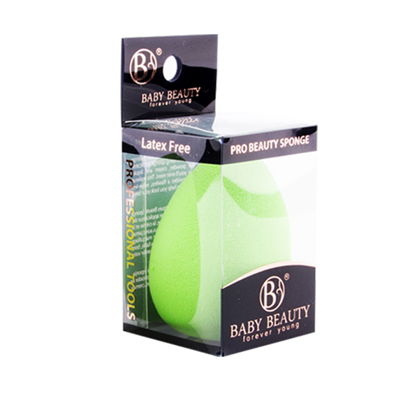 Baby Beauty Blender 1PK Neon Green