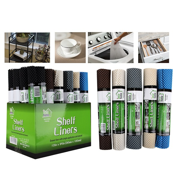 Ideal Home Shelf Liner 12IN x 39IN