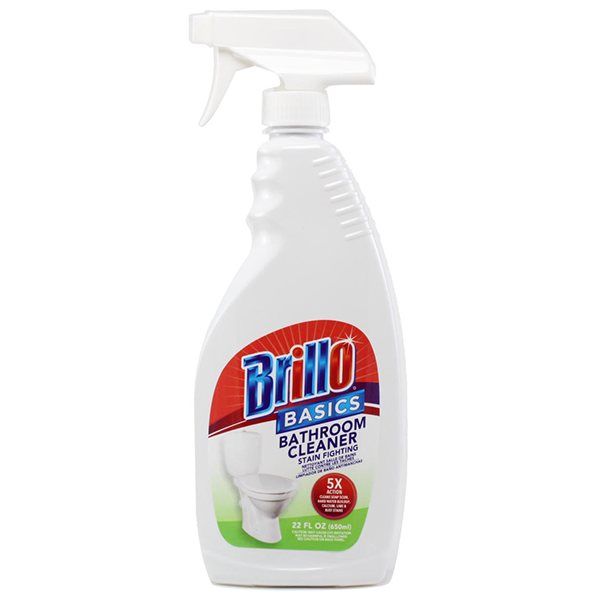 Brillo Trigger 22oz Cleaner Bathroom