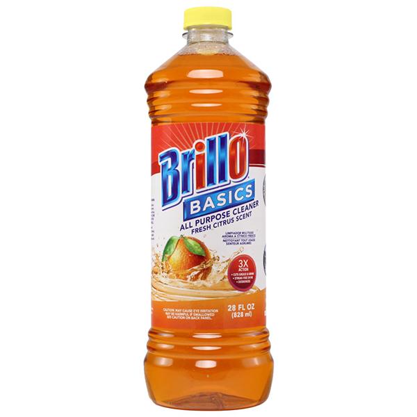 Brillo Floor Cleaner 28oz Citrus