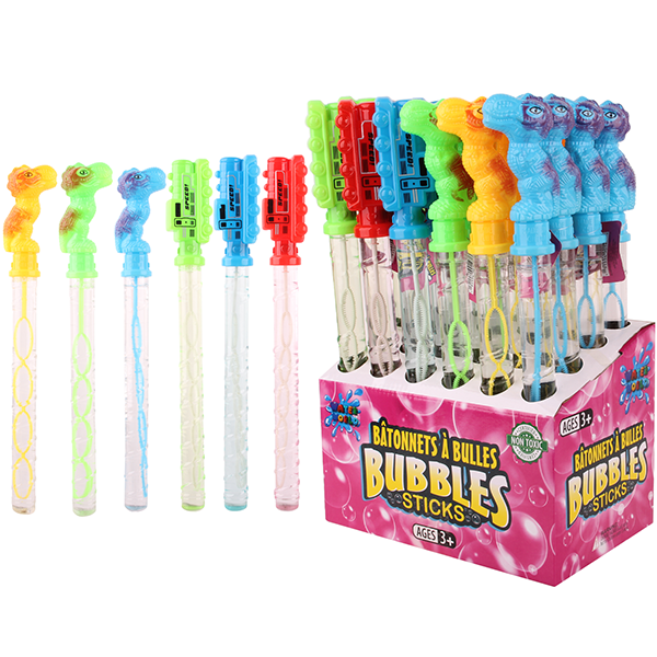 Water World Bubble Stick 14in Boys Assorted