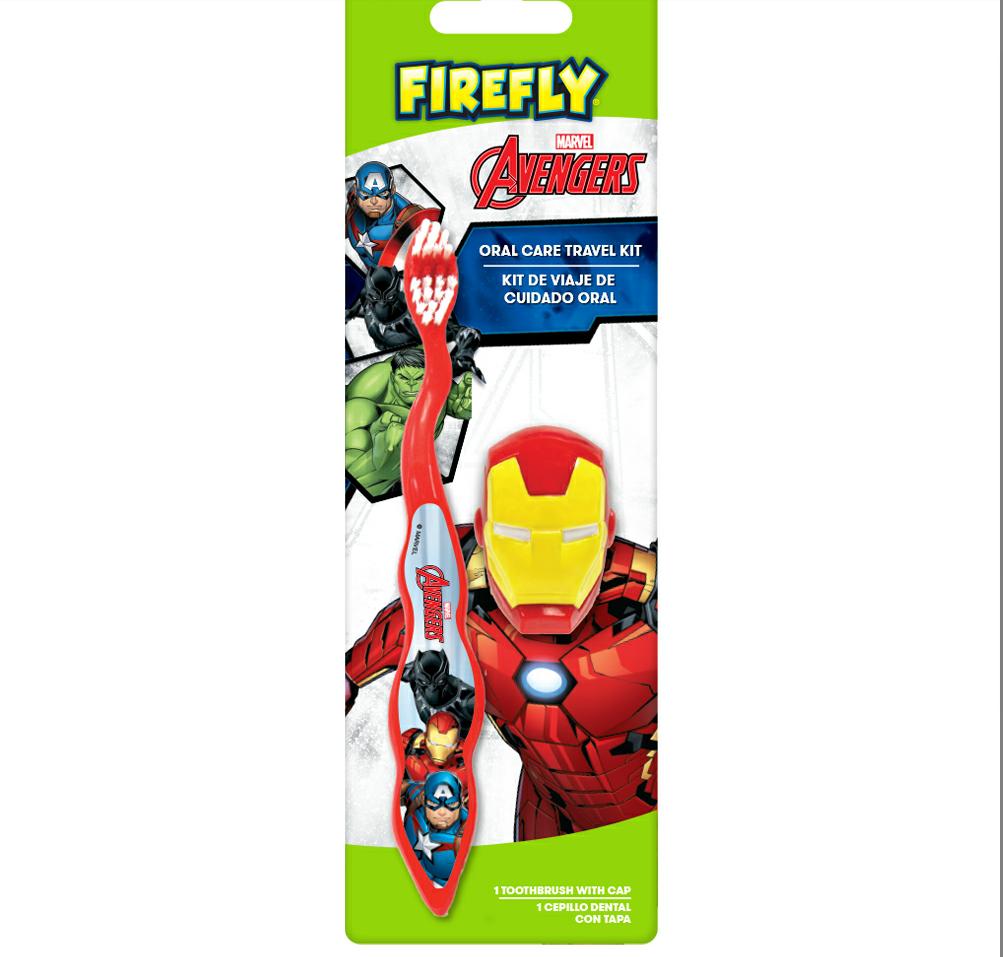 Avengers Toothbrush w/ Cap