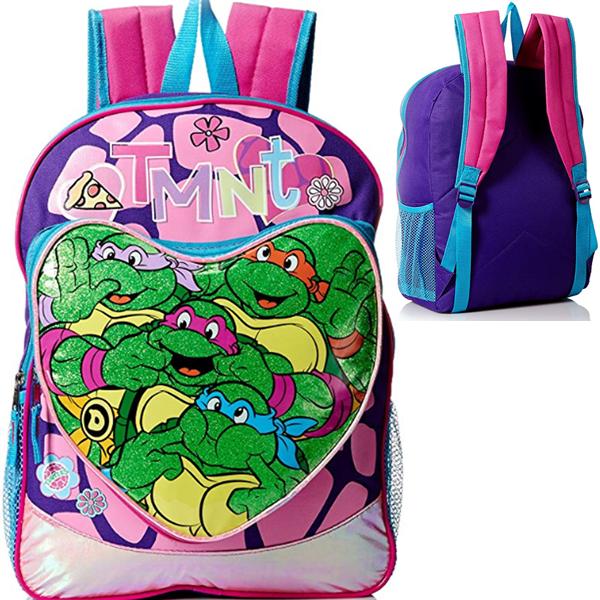 Teenage Mutant Ninja Turtles Heart Pocket Backpack