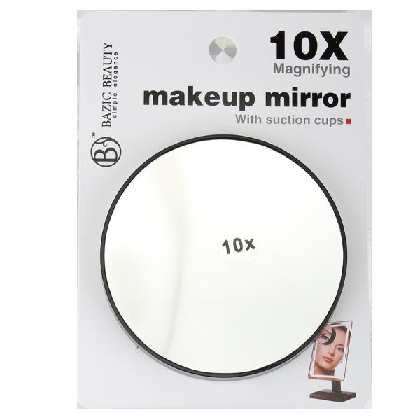 Bazic Beauty Suction Mirror 10x