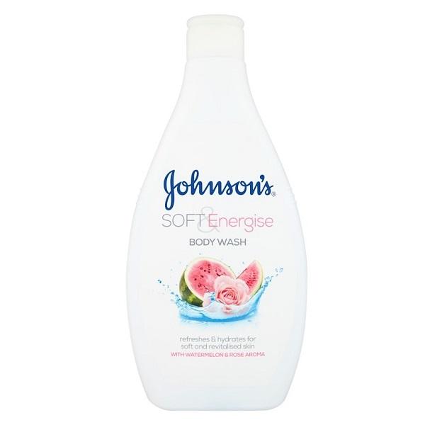 Johnson's Body Wash 400ml Soft Energize