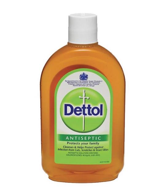 Dettol Liquid Cleaner 125ml