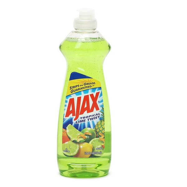 Ajax Dish 14oz Lime