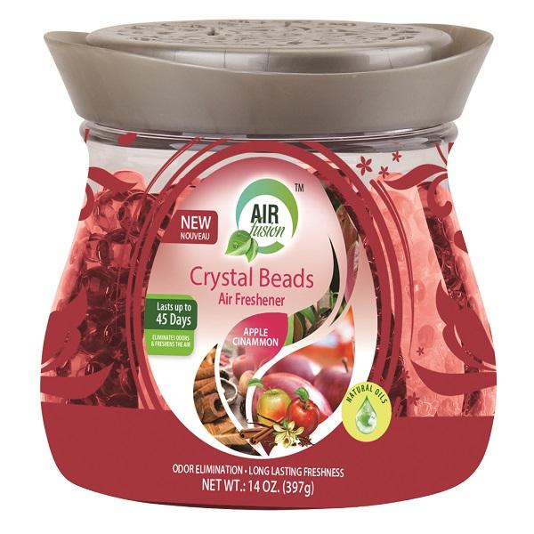 Air Fusion Crystal Beads 14oz Apple Cinnamon