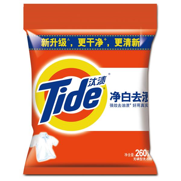 Tide Powder 260g Regular 120/Pallet