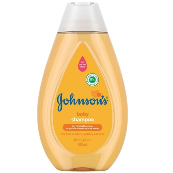 JJ Baby Shampoo 300ml Regular
