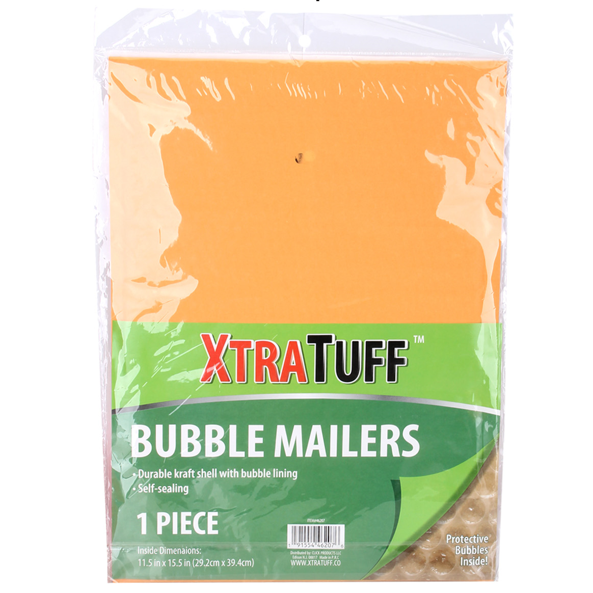 XtraTuff Bubble Envelope 11.5x15.5in 1PK