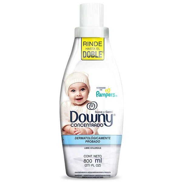 Downy 800ml Soft & Gentle