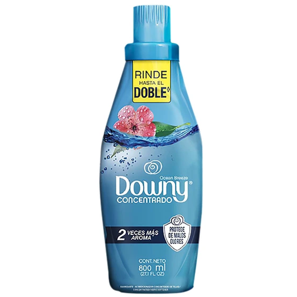 Downy 800ml Ocean Breeze