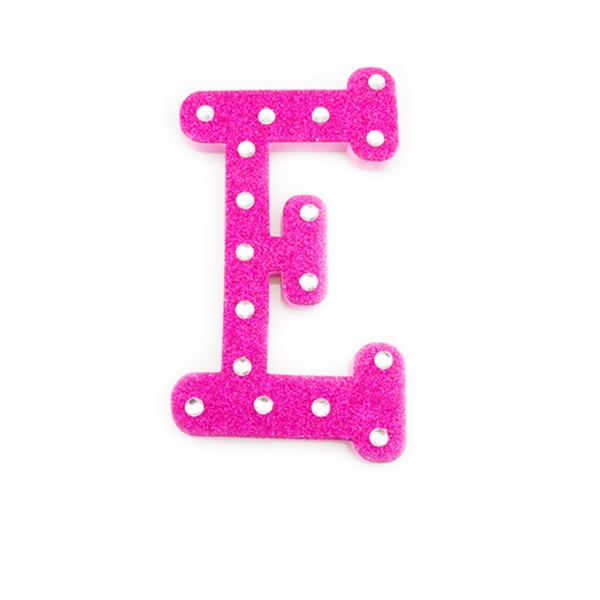 EVA PINK + Clear Stone E
