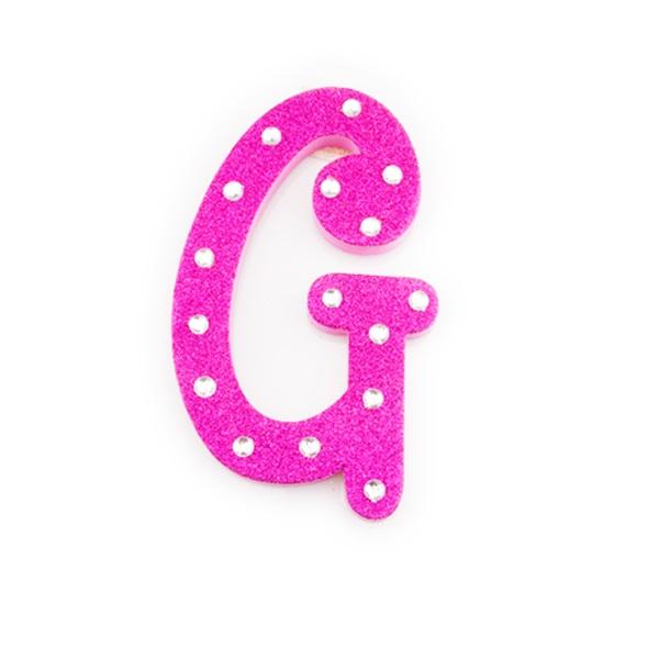 EVA PINK + Clear Stone G