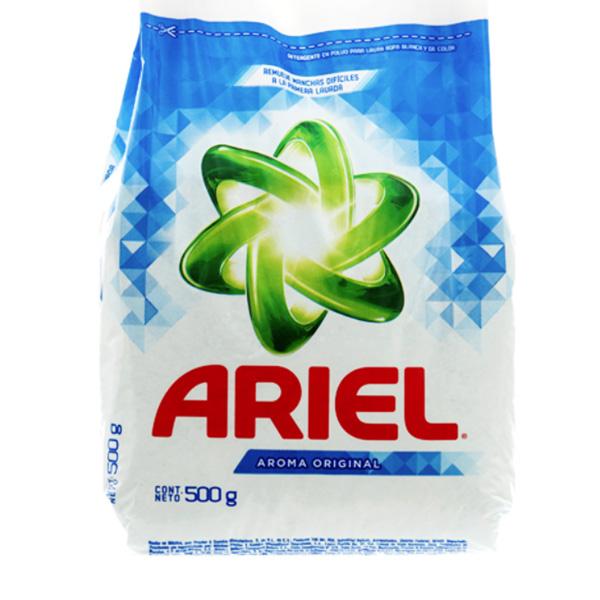 Ariel Powder 500g Regular