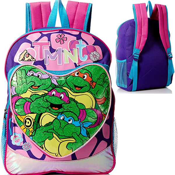 Teenage Mutant Ninja Turtles Heart Pocket Backpack