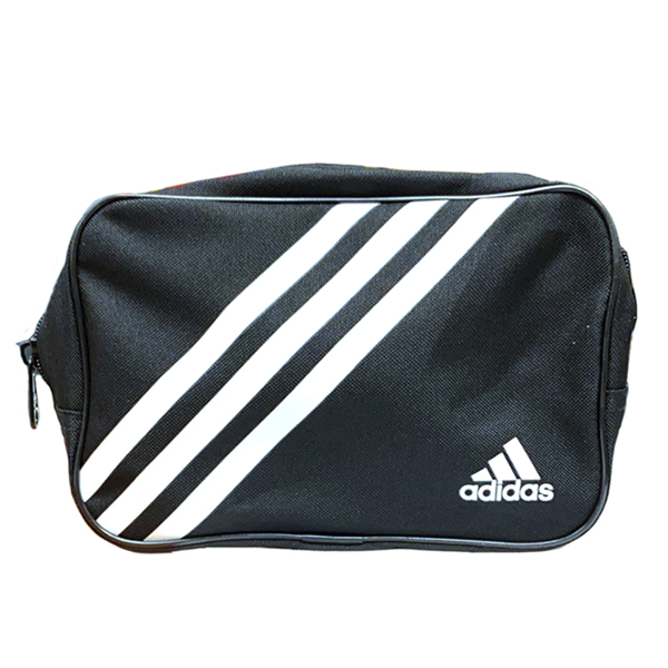 Adidas Cosmetic Bag 9x5x2 Black/White