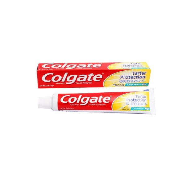 Colgate TP 2.5oz Tartar Control Wht Paste