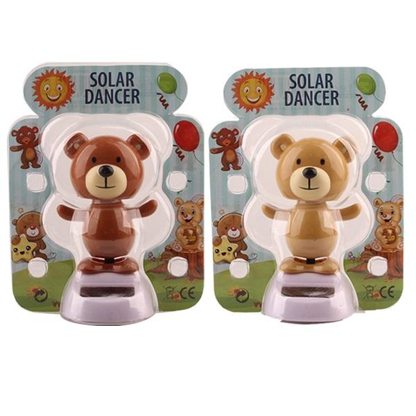 EZ Tech Solar Dancer Bear