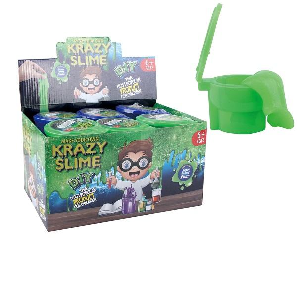 Krazy Slime 130g Toilet Fart Sound