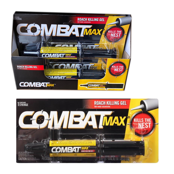 Combat Max Gel Pen 30g