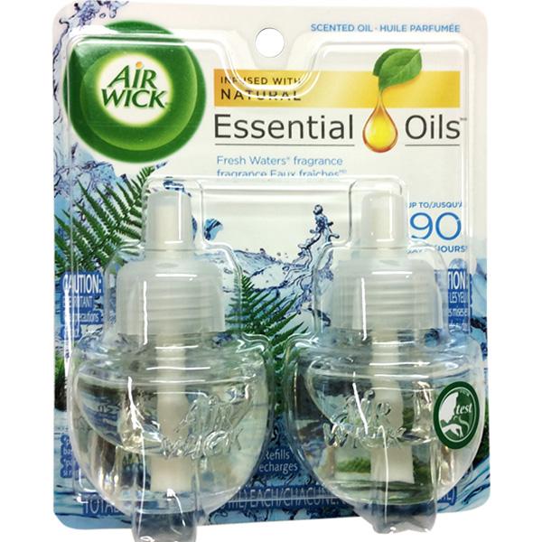 Air Wick Oil 2PK Fresh Waters