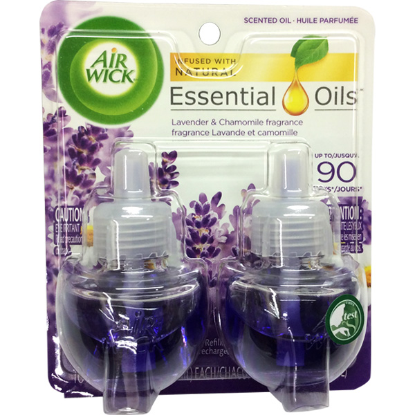Air Wick Oil 2PK Lavender Chamomile