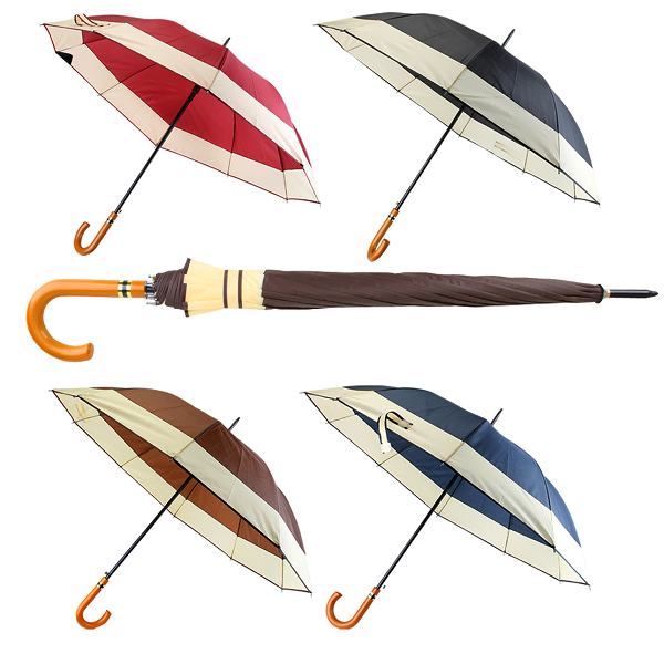 Drops Umbrella Long Printed 65cm 25.5in Color