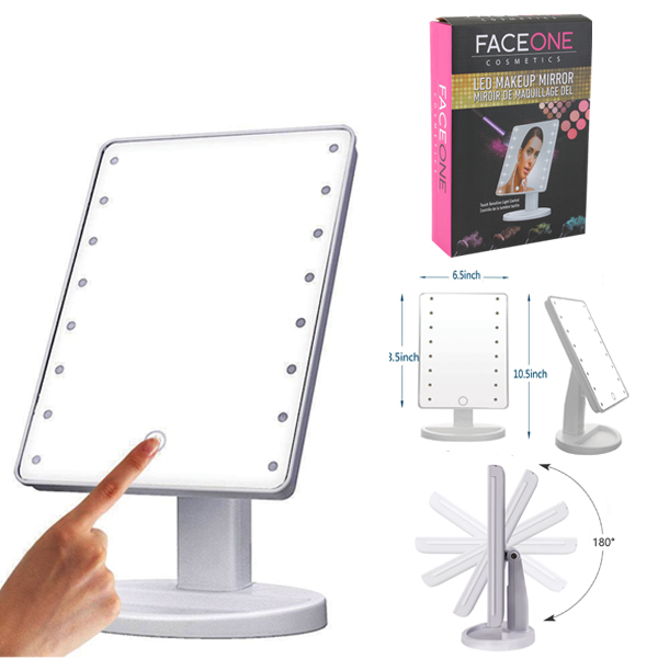 Faceone LED Makeup Mirror