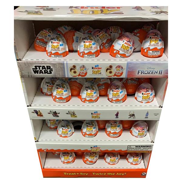 Kinder Joy Egg Sidekick SW+Frozen