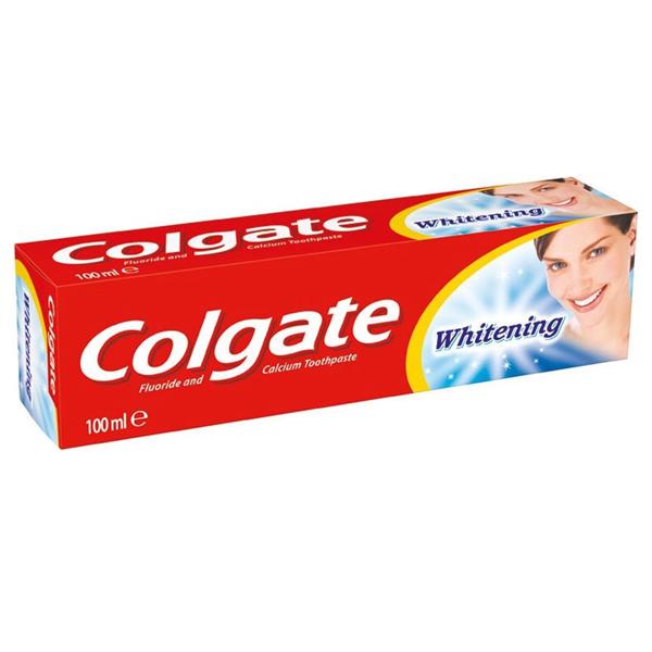 Colgate Toothpaste 100ml Whitening