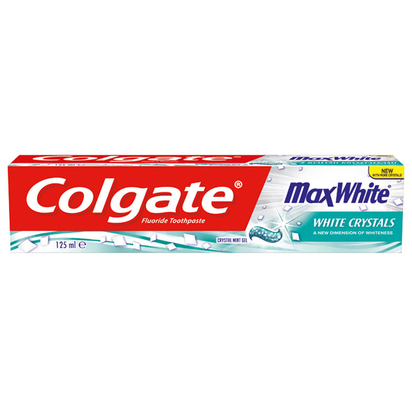Colgate Toothpaste Total 125ml Max White