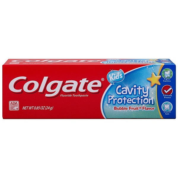 Colgate TP 0.85oz Kids Cavity Protection