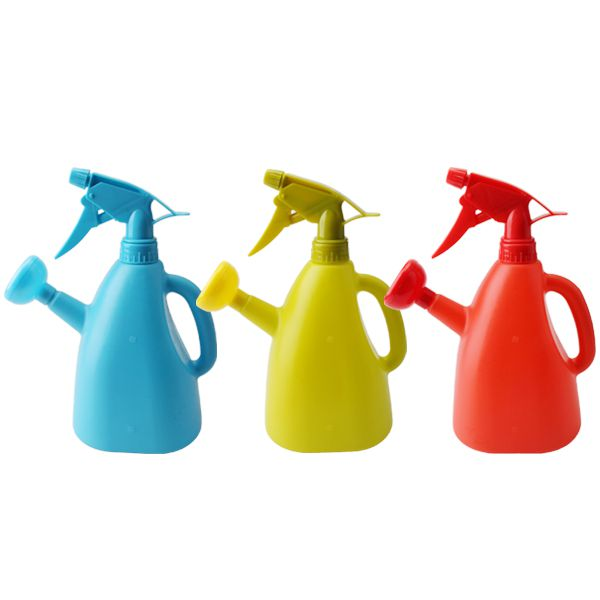 Ideal Home Plastic Spray Bottle & Pitcher 1000ml