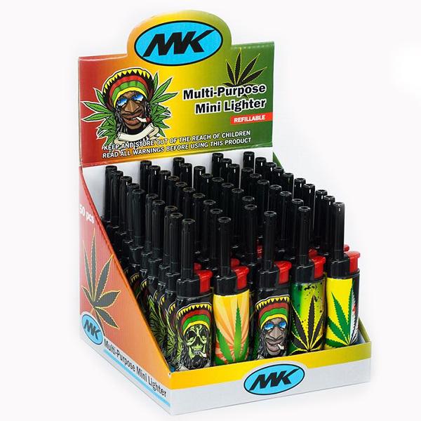 MK Mini Utility Gas Lighter Wrap