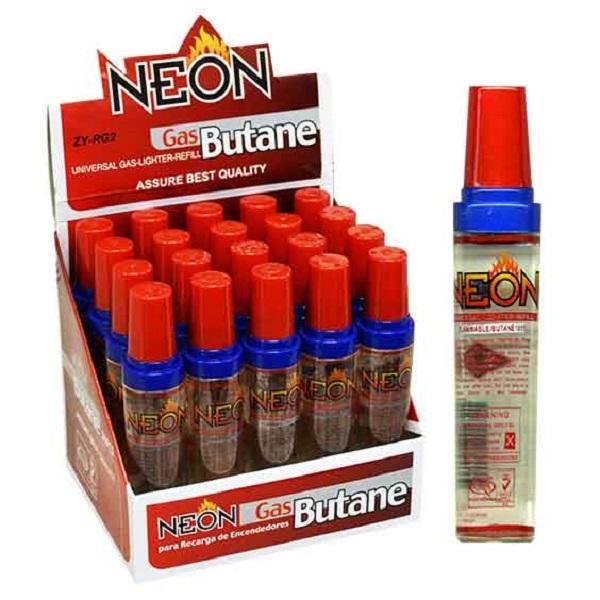 Neon Butane Gas 18ml