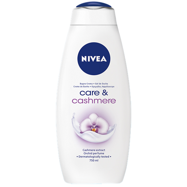 Nivea Body Wash 750 Cashmere Moments