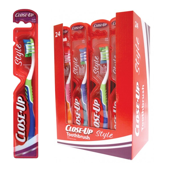 Close Up Toothbrush Soft
