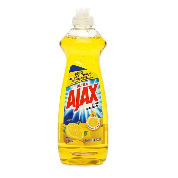 Ajax Dish 14oz Lemon