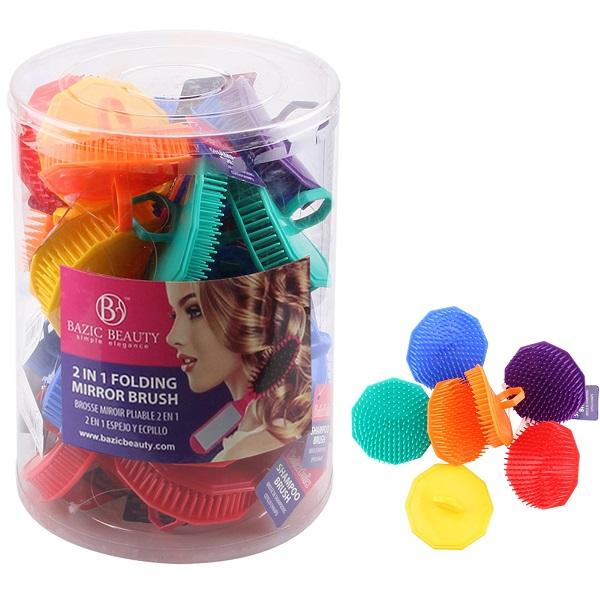Bazic Beauty Shampoo Brush Colors